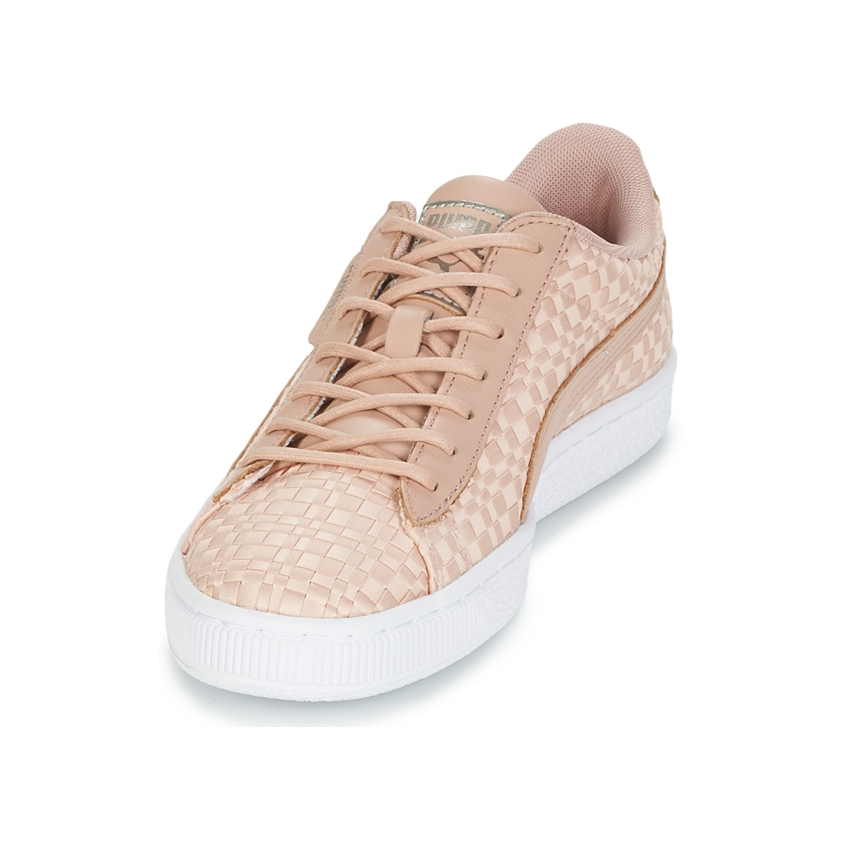 sneakers scarpe donna puma basket satin ep wn 39 s rosa. Black Bedroom Furniture Sets. Home Design Ideas