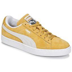 Scarpe donna Puma  SUEDE CLASSIC  Giallo Puma 4059504855988