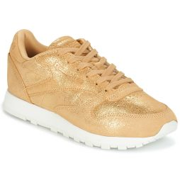 Scarpe donna Reebok Classic  CLASSIC LEATHER SHIMMER  Oro Reebok Classic 4059805287266