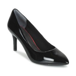 Scarpe donna Rockport  TM75MMPTH PLAIN PUMP  Nero Rockport 4054713219538