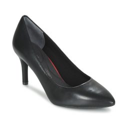 Scarpe donna Rockport  TM75MMPTH PLAIN PUMP  Nero Rockport 4054713524168