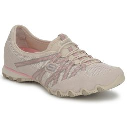 Scarpe donna Skechers  BIKERS HOT TICKET  Beige Skechers 886005458073