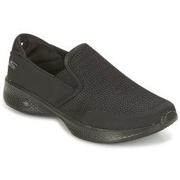Scarpe donna Skechers  GO WALK 4  Nero Skechers 191665002239