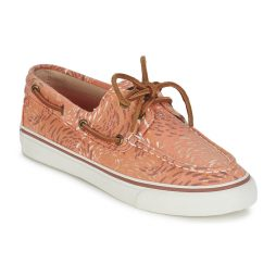 Scarpe donna Sperry Top-Sider  BAHAMA FISH CIRCLE  Rosa Sperry Top-Sider 635841195730