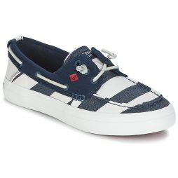Scarpe donna Sperry Top-Sider  CREST RESORT BRETON STRIPE  Blu Sperry Top-Sider 884401347700