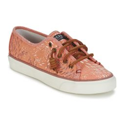 Scarpe donna Sperry Top-Sider  SEACOAST FISH CIRCLE  Rosa Sperry Top-Sider 635841189562