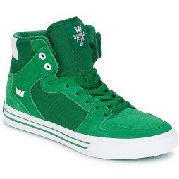 Scarpe donna Supra  VAIDER  Verde Supra 888612426957
