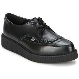 Scarpe donna TUK  POINTED TOE CREEPERS  Nero TUK 840799095685