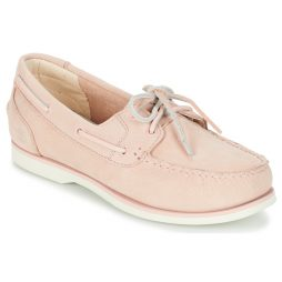 Scarpe donna Timberland  CLASSIC BOAT UNLINED BOAT  Rosa Timberland 190288750077