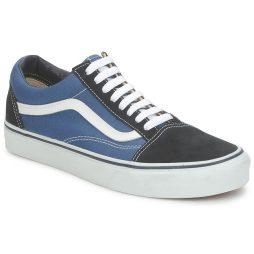 Scarpe donna Vans  OLD SKOOL  Blu Vans 700053815704