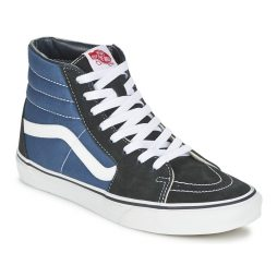 Scarpe donna Vans  SK8-HI  Blu Vans 700053368743