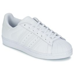 Scarpe donna adidas  SUPERSTAR FOUNDATION  Bianco adidas 4054072902959