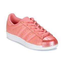 Scarpe donna adidas  SUPERSTAR  Rosa adidas 4058025335146