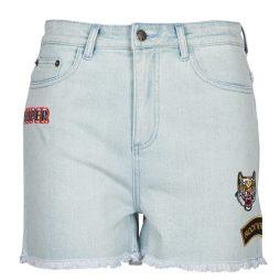 Shorts donna American Retro  BORIS  Blu American Retro 3661717354588