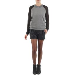Shorts donna Esprit  PERFORATED SHORT  Nero Esprit 4054167834936