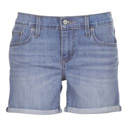Shorts donna Levis  MID LENGTH SHORT  Blu Levis 5400537923400