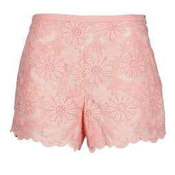 Shorts donna Manoush  AFRICAN SHORT  Rosa Manoush 3700374048406