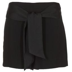 Shorts donna Naf Naf  L-CARMA SH  Nero Naf Naf 3606846339686