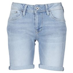 Shorts donna Pepe jeans  BETTI SHORT  Blu Pepe jeans 8434538498329