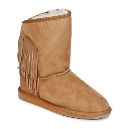 Stivaletti donna EMU  WOODSTOCK  Beige EMU 9330071608104