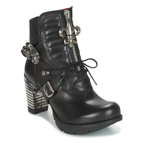 Stivaletti donna New Rock  JOULAI  Nero New Rock 8434545247606