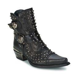 Stivaletti donna New Rock  WHISPER  Nero New Rock 8433874246403
