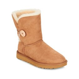 Stivaletti donna UGG  BAILEY BUTTON II  Marrone UGG 190108108538