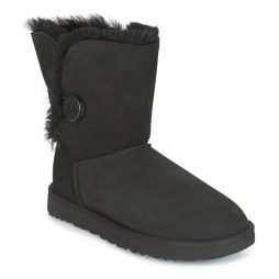 Stivaletti donna UGG  BAILEY BUTTON II  Nero UGG 190108110678