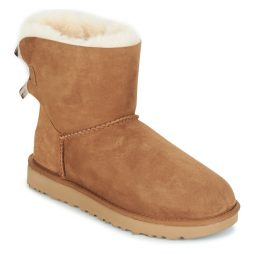 Stivaletti donna UGG  MINI BAILEY BOW II  Marrone UGG 190108140774