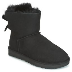 Stivaletti donna UGG  MINI BAILEY BOW II  Nero UGG 190108140699