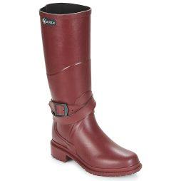 Stivali donna Aigle  MACADAMES  Rosso Aigle 3246577357087