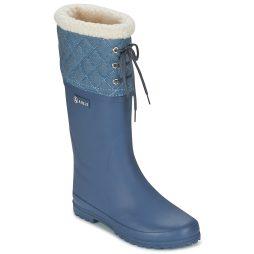 Stivali donna Aigle  POLKA GIBOULEE  Blu Aigle 3246577359005