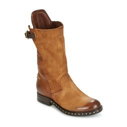 Stivali donna Airstep / A.S.98  STUDS BUCKLE  Marrone Airstep / A.S.98 8054702118282