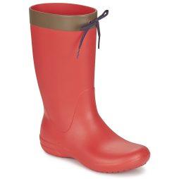 Stivali donna Crocs  FREESALE  Rosso Crocs 887350790665