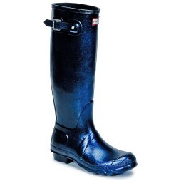 Stivali donna Hunter  WOMENS ORIGINAL STARCLOUD TALL  Blu Hunter 5054916192682