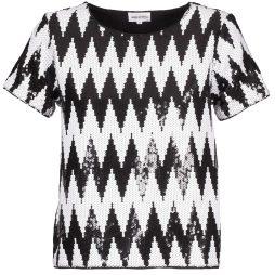 T-shirt donna American Retro  GEGE  Nero American Retro 3661717358821