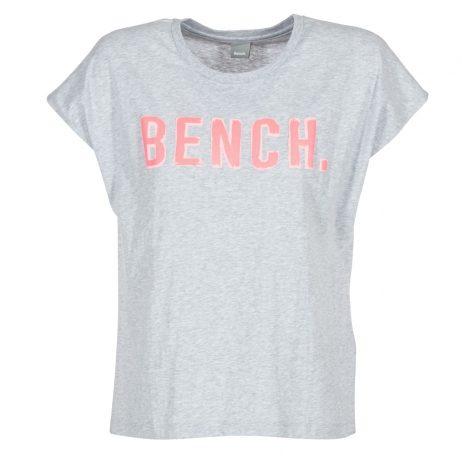 T-shirt donna Bench  BLWG001981  Grigio Bench 5054577743230