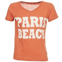 T-shirt donna Bensimon  MAXINE  Arancio Bensimon 3608544264420