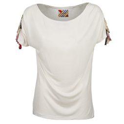 T-shirt donna Chipie  SARA  Bianco Chipie 3601443214923
