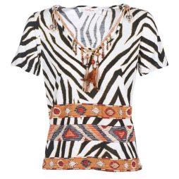 T-shirt donna Derhy  BANDOL  Multicolore Derhy 3613331693444