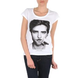 T-shirt donna Eleven Paris  BERTY W  Bianco Eleven Paris 3607890971822