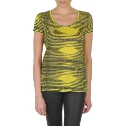 T-shirt donna Eleven Paris  DARDOOT  Giallo Eleven Paris 3607890931505