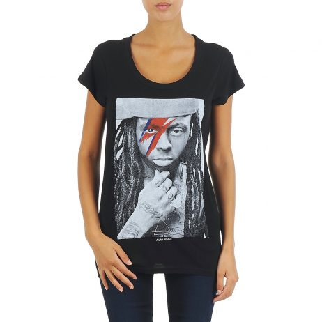 T-shirt donna Eleven Paris  KAWAY W WOMEN  Nero Eleven Paris 3607891113498