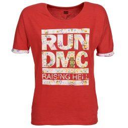 T-shirt donna Eleven Paris  LORUN  Rosso Eleven Paris 3607892114715