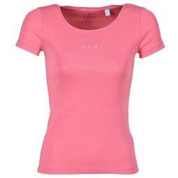 T-shirt donna Esprit  VITPE  Rosa Esprit 4060468884495