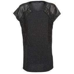 T-shirt donna Fornarina  DALHIA  Nero Fornarina 8055527235260