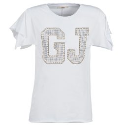 T-shirt donna Gaudi  MELILOT  Bianco Gaudi 8051514284631