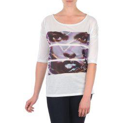 T-shirt donna Kaporal  HACHA  Bianco Kaporal 3606742818537