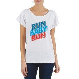 T-shirt donna Kulte  DIANE RUN 101944 BLANC  Bianco Kulte 3700808334303