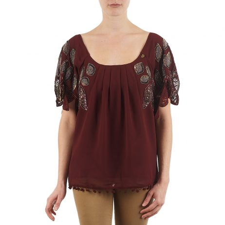T-shirt donna Lollipops  POCAHONTAS TOP  Rosso Lollipops 3534230651550
